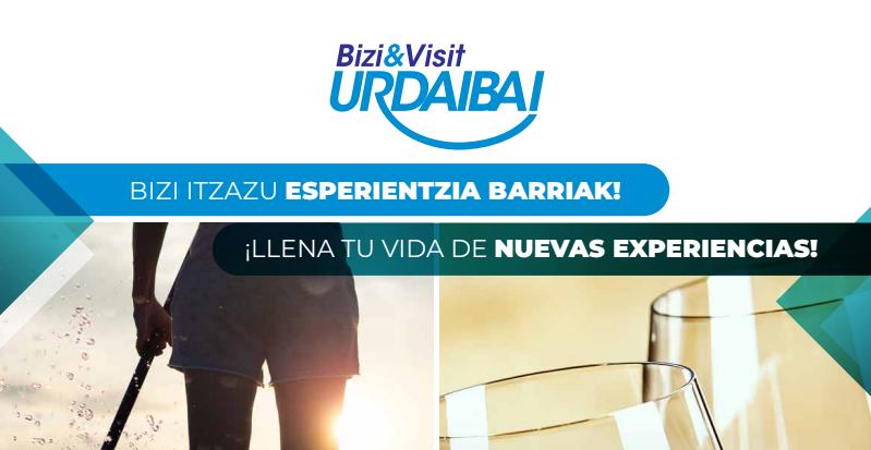 Bizi & Visit Urdaibai