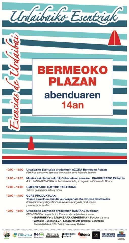 cartel Urdaibaiko Esentziak argazkiak
